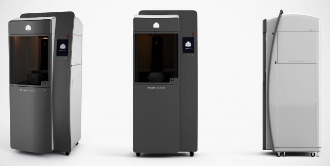 Projet 6000 SLA Machines