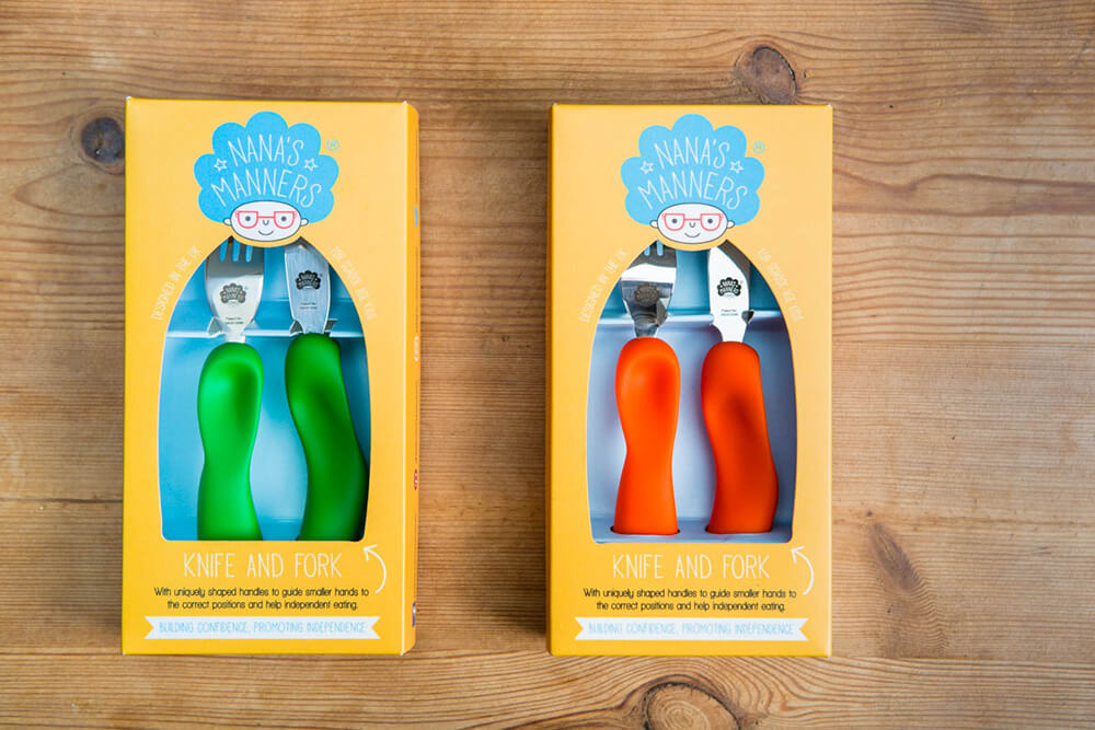 Nanas Manners - cutlery sets