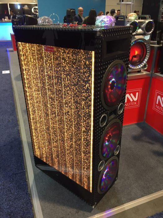 Disco Speaker Box