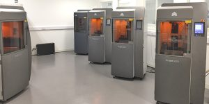 Projet SLA machines