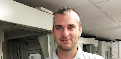 Team spotlight: Ian Reinemann, CNC Manager