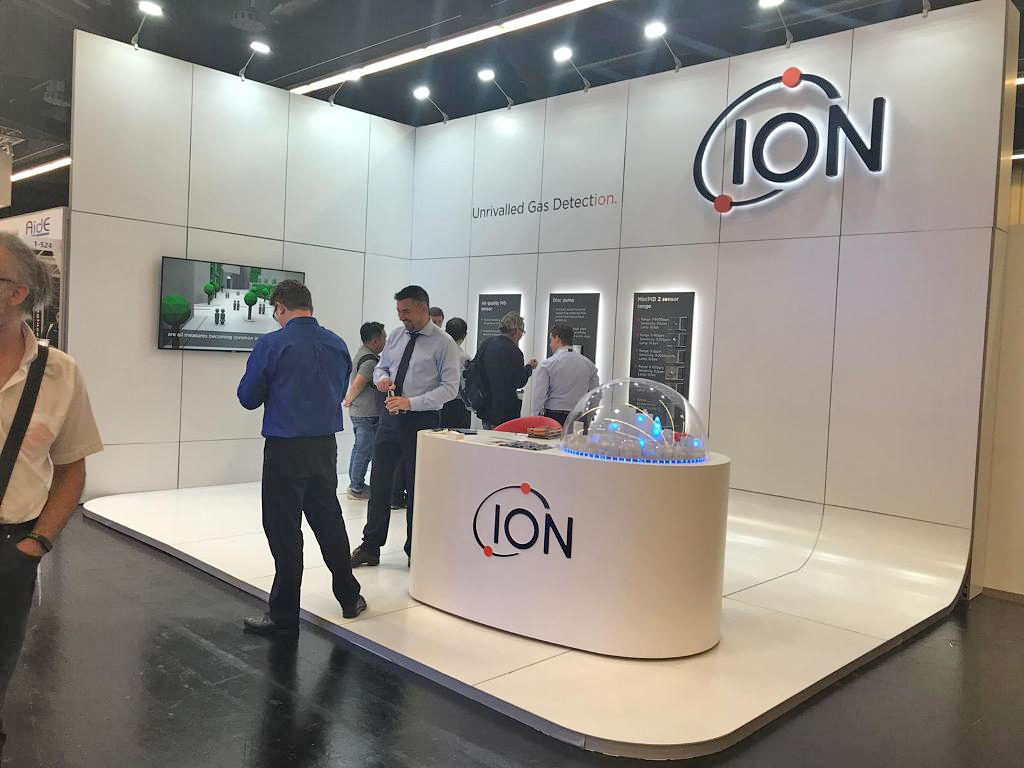 Ion Science's 3D model