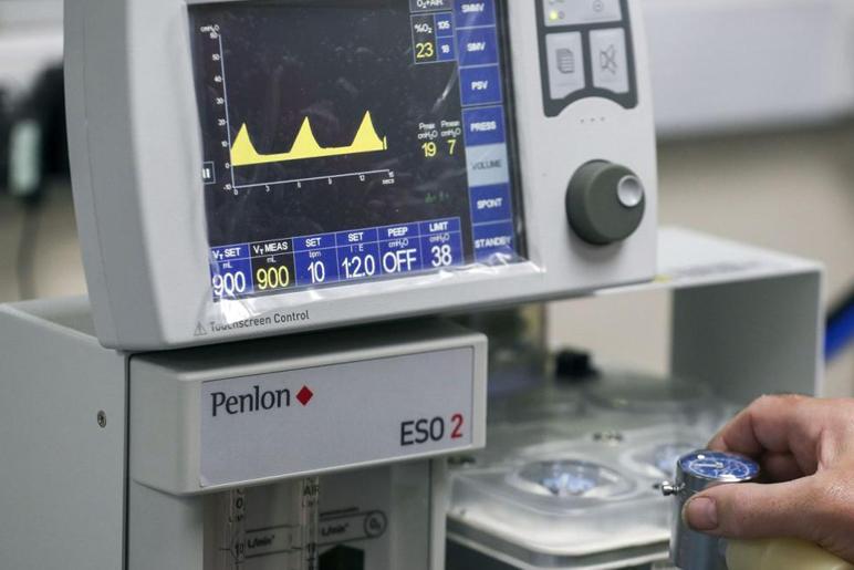 PA Consulting ventilator