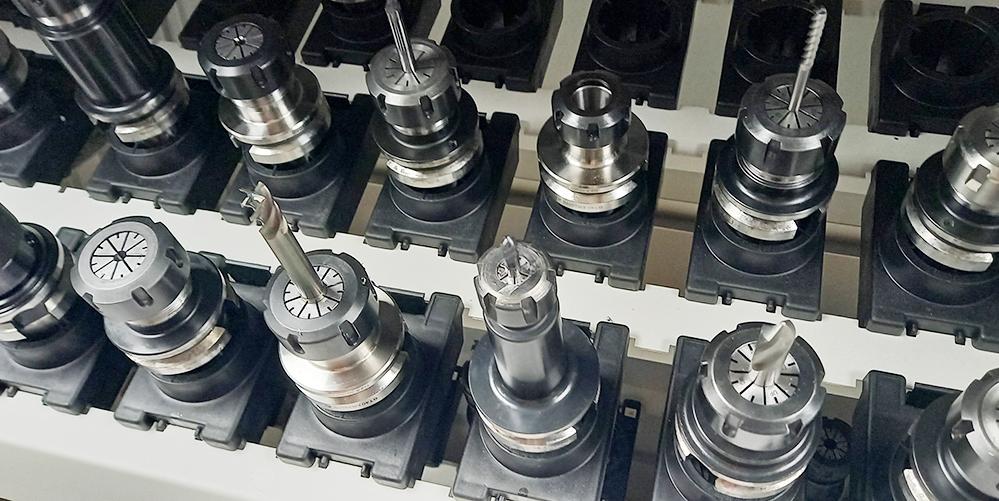 CNC drills